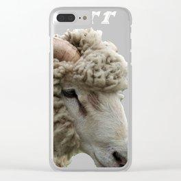 Ram Tuff Clear iPhone Case