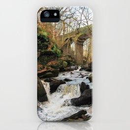 The Fairies Chapel iPhone Case