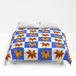Patchwork Autumn Comforters