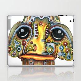 The Forlorn Alien Laptop & iPad Skin