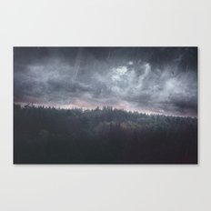 The hunger Canvas Print