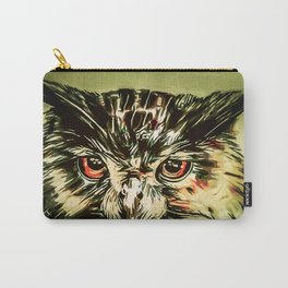 My Owl - Owliver Carry-All Pouch