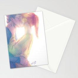 Blissful oblivion Stationery Cards