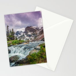 Lake Isabelle Stationery Cards