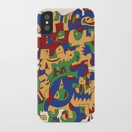 Saturday Jam - Jazz album iPhone Case