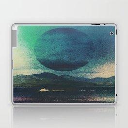 Fluid Moon Laptop & iPad Skin