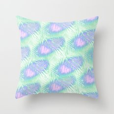 Cool Summer Breeze  Throw Pillow