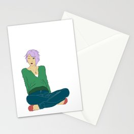 Comfy Stationery Cards