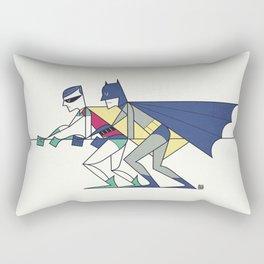 The POW! of love Rectangular Pillow
