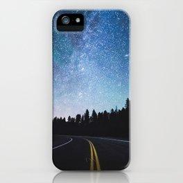 Arctic Backroads iPhone Case