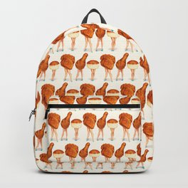 Two Piece & a Biscuit Pin-Ups Backpack
