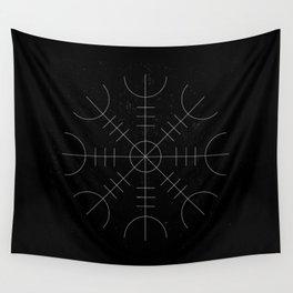 Ægishjálmur Wall Tapestry