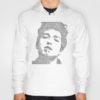 dylan Hoodies featuring Bob Dylan by S. L. Fina