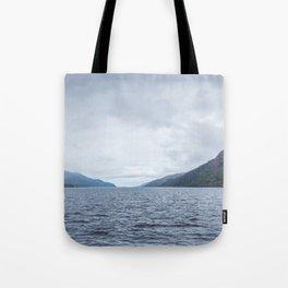 Loch Ness Tote Bag
