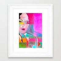spain Framed Art Prints featuring Spain  by Cielo Blu