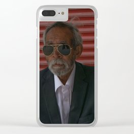 Tijuana Bond Clear iPhone Case