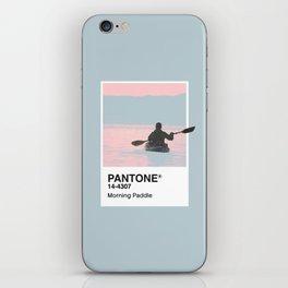 Pantone Series – Paddle iPhone Skin