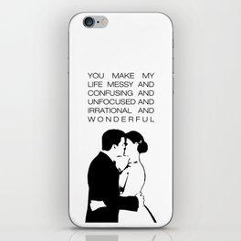 Brennan's Vows iPhone Skin
