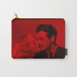 Johnny Eager - Celebrity (Photographic Art) Carry-All Pouch