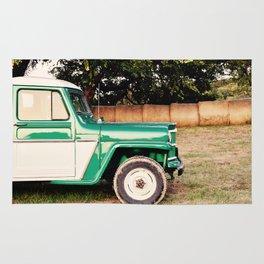 4WD Rug
