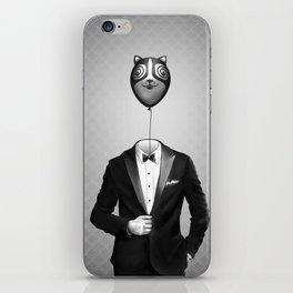 Mr. Kitty iPhone Skin