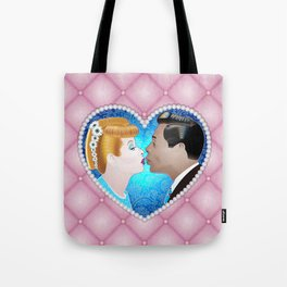 Ricky Loves Lucy Tote Bag