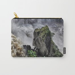 Chaotic water view Carry-All Pouch