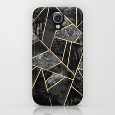 Black Stone 2 Slim Case Galaxy S4