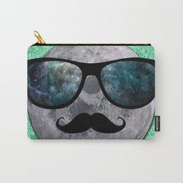 HIPSTER MOON Carry-All Pouch