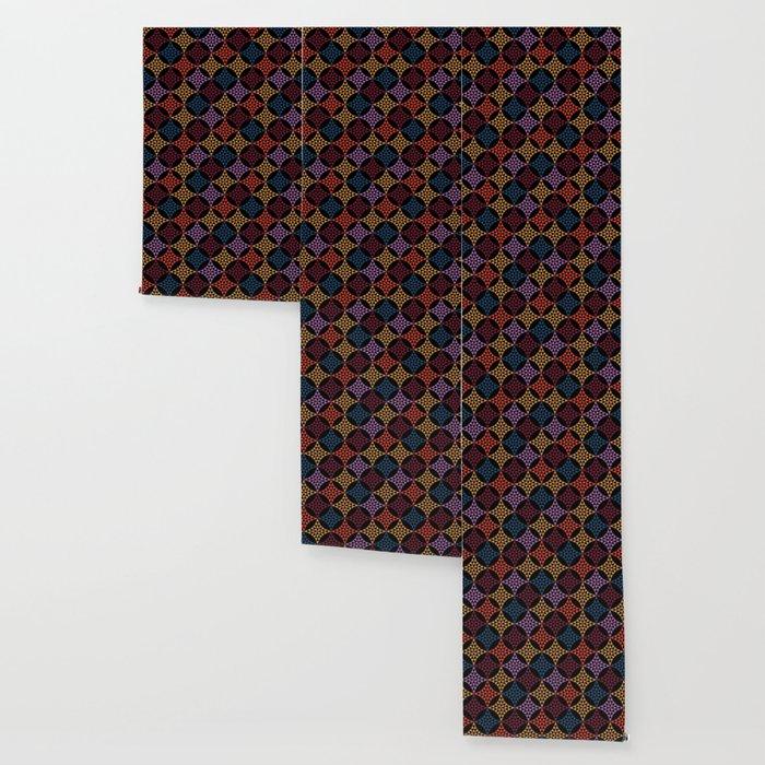 Triangle mosaic Wallpaper