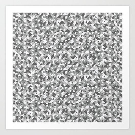 Tiny Art Print