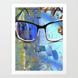 Xaojo Art Print