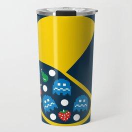 8-Bit Breakfast Travel Mug