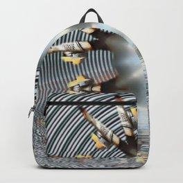 Valve Wheel Backpack