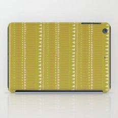 Green Pattern iPad Case