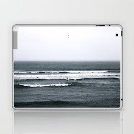 Surf the Pacific Ocean in Peru Laptop & iPad Skin