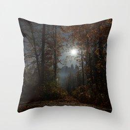 Spook Throw Pillow