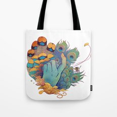 Attract Tote Bag