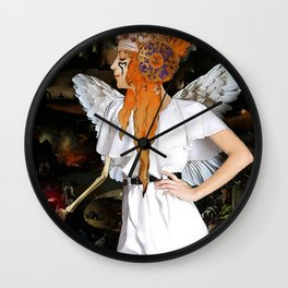 Samael Wall Clock