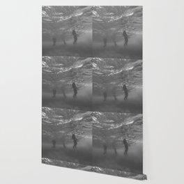 Lifeless Bodies Drown (Black and White) Wallpaper