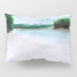 The Middl Grounds Pillow Sham