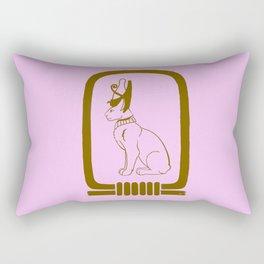 Bast-Mut Rectangular Pillow