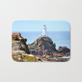 Jersey Lighthouse Bath Mat