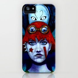 Molly and Spirit iPhone Case