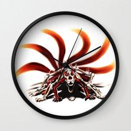 mode kyuubi Wall Clock