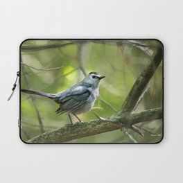 Forest Bird Laptop Sleeve