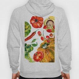 Vegetable mix Hoody