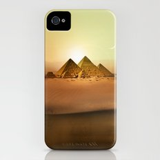 Station Pyramid Day Slim Case iPhone (4, 4s)