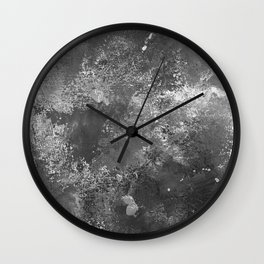 marbled dreams Wall Clock