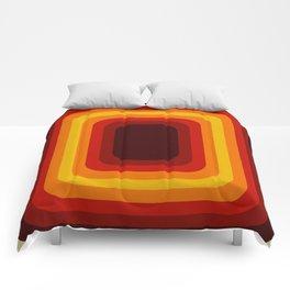 Retro Design 01 Comforters